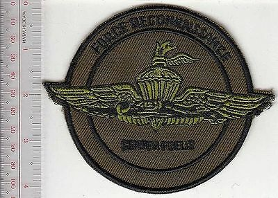 RECON US Marine Corps USMC Force Reconnaissance Special Operations SCUBA ABN acu
