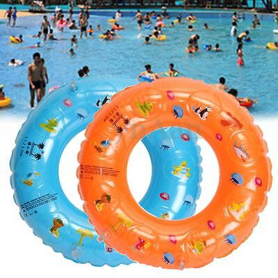 Inflatable Colorful infant Ring Kids Children Toy For Summer Beach Swimming Pool