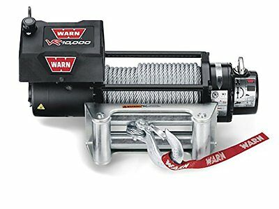 WARN 86255 VR10000 10,000 lb Winch Winches, New