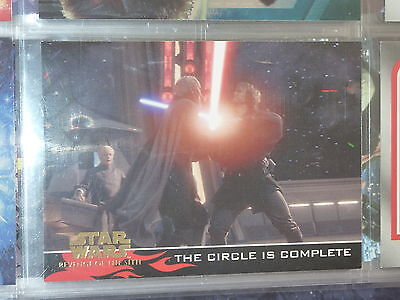 Star Wars Revenge of the Sith Promo Card P1 (Topps)