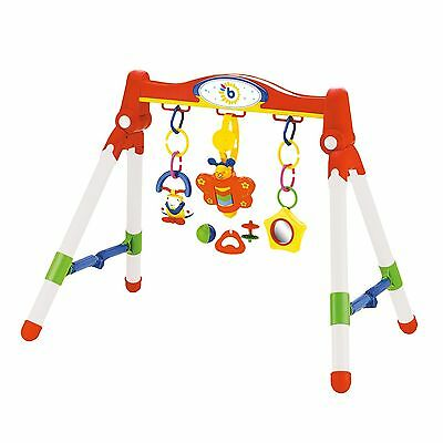 Bieco Activity Gym klappbar - Spieltrapez bunt NEU