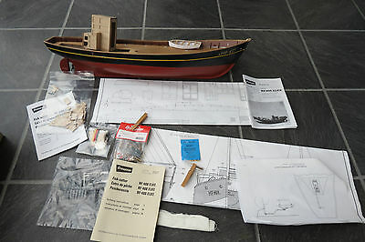 Boxed Graupner Elke Radio Controlled Fish Cutter Ship