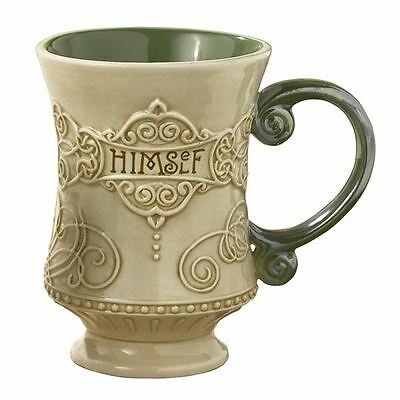 "Grasslands Road Celtic 10-Ounce ""Himself"" Irish Coffee Mug, Gift Boxed - 461089"