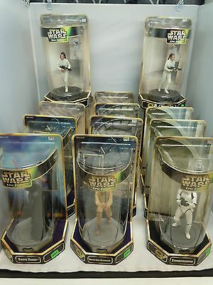 STAR WARS ACTION EPIC FORCE FIGURE LOT 97-98 SEALED Vtg PICK&CHOOSE Kenner