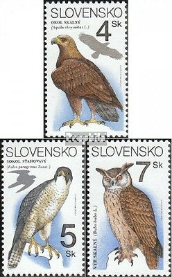 Slovakia 195-197 (complete.issue.) unmounted mint / never hinged 1994 Conservati