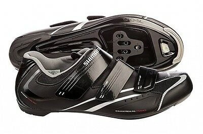 New Shimano Men All-Around Road Bike Cycling Shoes SH-R078 Black SPD *PICK SIZE*