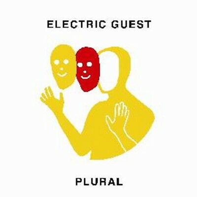 Electric Guest - Plural - New CD Album - Pre Order - 3rd March