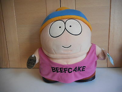 South Park Limited Edition Cartman Beefcake Weight Gain 4000 Plush Soft Toy