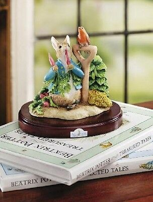 Border Fine Arts Tale Of Peter Rabbit Figure A7799 Bnib