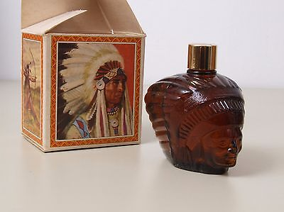 Avon Indian Chieftain After Shave Collectable Bottle