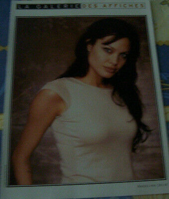 Angelina Jolie  Or Chad Michael Murray Poster Color  7 By 10