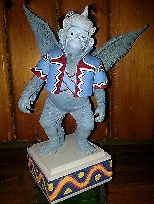 The Wizard Of Oz Flying Winged Monkey Figurine San Francisco Musical Box Co New