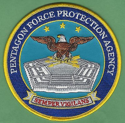 United States Pentagon Force Protection Agency Security Police Patch