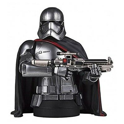 Captain Phasma Star Wars Exclusive Gentle Giant Mini Bust