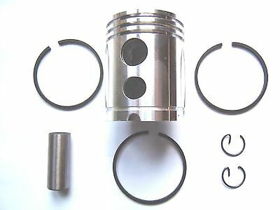 B(S29) Solex Velosolex Piston Complet Jupe Courte N.m. 3 Segments France