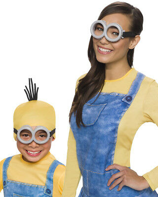 Grey Minion Goggles Minions Movie Despicable Me Costume Accessory
