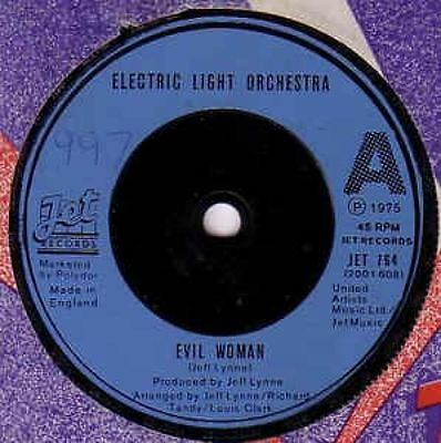 Evil Woman 7 : Electric Light Orchestra