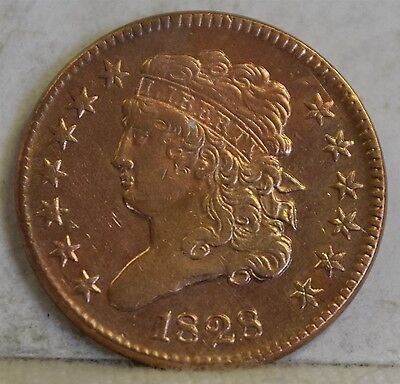 1828 Classic Head Half Cent *Free S/H After 1st Item*