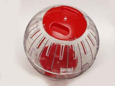 Hamster Exercise Ball 14.5cm Large Toy TravelBall Fun Play Mice Pet Small Animal