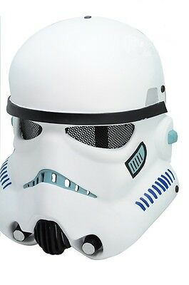 New Style White Star Wars Pawns Full Face Protection Mask For Paintball War Game