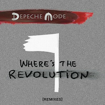 Depeche Mode - Where's the Revolution - New CD EP - Pre Order - 3rd March