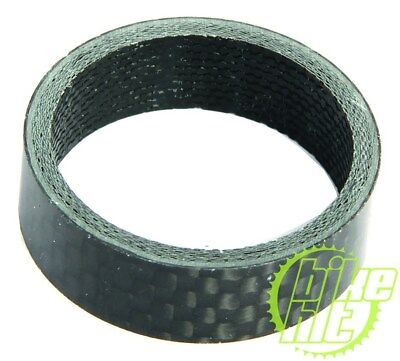 PROCRAFT Spacer Carbon 1 1/8 Zoll VE 50, 10 mm, carbon