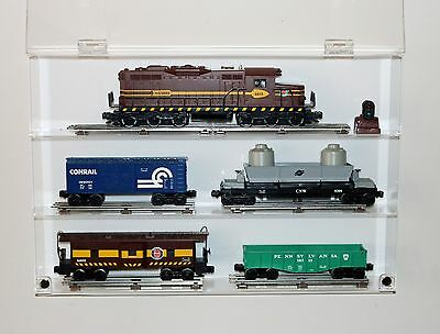 Collectors Showcase - Premium Display Case for Model Trains - S2MS