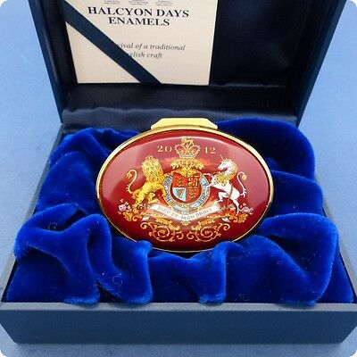 Personal Gift Presented by Her Majesty The Queen Christmas 2012