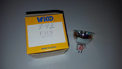 Wiko FHS Projector Lamp Bulb FHS 82v 300w New Old Stock