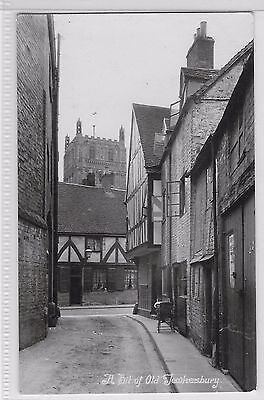 Tewkesbury Gloucestershire - A Bit Of The Old Town Street