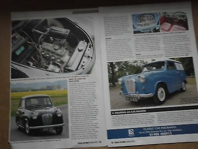 Austin A30/a35 - Buying Guide