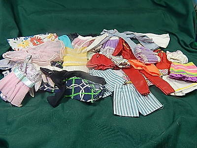 Selection Of Sindy And Barbie Fashion Doll Clothes (1)