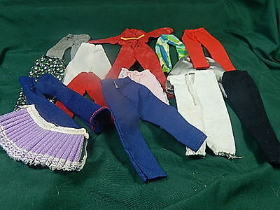 Selection Of Sindy And Barbie Fashion Doll Clothes (2)