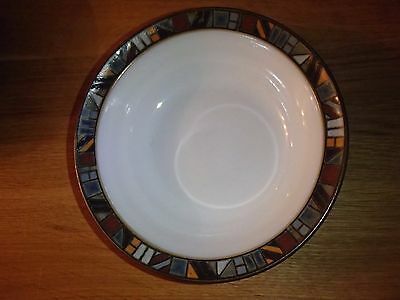 "Denby Marrakesh First Quality Dessert/cereal Bowl 18Cms/7"" – 5 Available"
