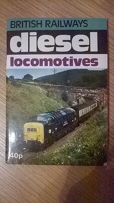 Diesel Locomotives 1974 Ian Allan Pocket Collectors Book