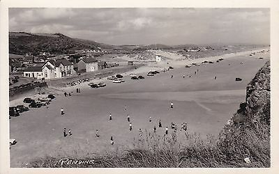 Pendine - Real Photo By Squibbs, Old Cars On Beach