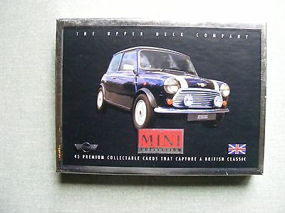 The Upper Deck Co The Mini Collection 45 Cards £0.99P Start