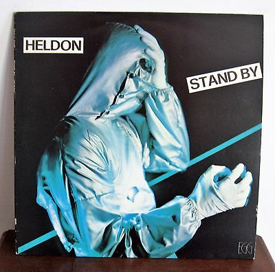 Heldon / Stand By - Vinile LP EGG BRCLP 60075