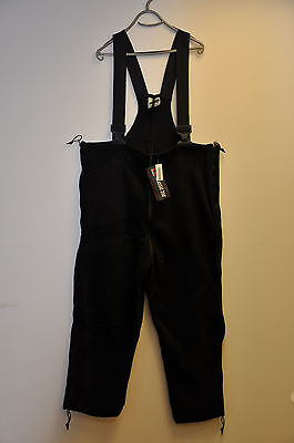 New - Polartec Classic 200 Fleece Overalls - X-Large Long - Cold Weather Gear