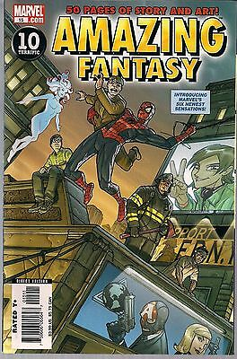 Amazing Fantasy #15 Marvel 2006 Amadeus Cho Totally Awesome Hulk 1St Appear Nm-