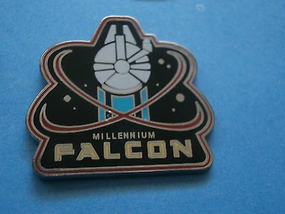 Millennium Falcon - Star Wars The Force Awakens Disney Pin