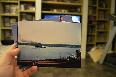 5X7 ship picture SS Scotia ferry Port Hawkesbury Canso