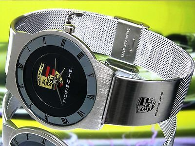 black watch for Turbo racing car 365 928 911 Turbo racing driver and collectors