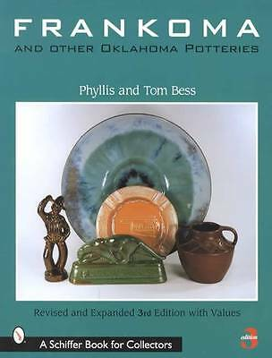 Frankoma and Other Oklahoma Potteries ID$ Book Nude Figurine Gracetone Sculpture