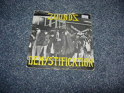 "ZOUNDS Demystification 7"" Punk/Anarcho/Crass/the Mob/Poison Girls/Blyth Power"