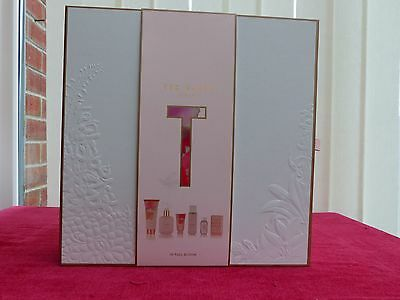 Ted Baker In Full Bloom Gift Box Body lotion, spray, wash, bubbles and soap