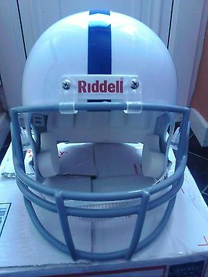 Indianapolis Colts American football helmet full size M