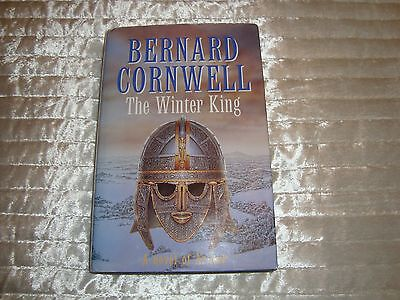 THE WINTER KING by BERNARD CORNWELL,    HB.