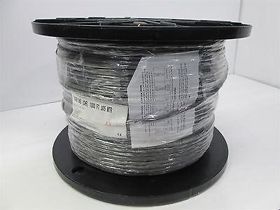 New Spool of Belden 8456-060 1000' Multi-Conductor Audio Cable 22AWG 10-Wire PVC