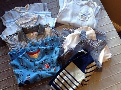 baby clothes 0-3 months Boys